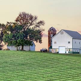 Beautiful Barn Beautiful Field by Todd Klassy
