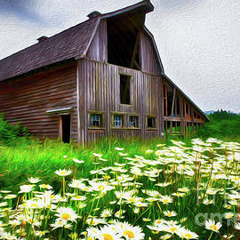 Beautiful Barns 3 by Bob Christopher
