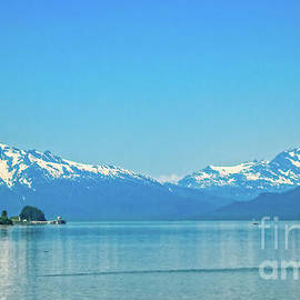 Beautiful Cook Inlet by Robert Bales