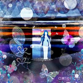 Beautiful Dreamer by Diamante Lavendar