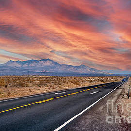 Beautiful Road Trip by David Zanzinger