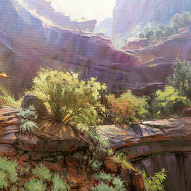 Beauty and the Abyss by Steve Henderson