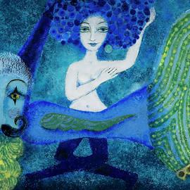 Beauty and the Dragon by Zdenek Krejci