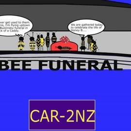 Bee Funeral by Pharris Art