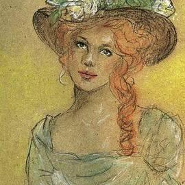 Bee in her bonnett by PJ Lewis