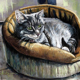 Before Morning Coffee by Cat Culpepper