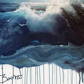Before the storm  by Boghrat Sadeghan