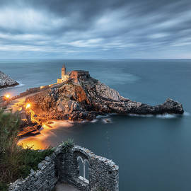 Before the Storm in Portovenere by Giovanni Laudicina