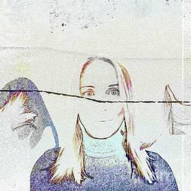 Behind the Line by Alexandra Vusir