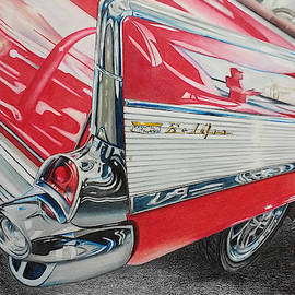 Bel Air 57 by Nicky Chiarello