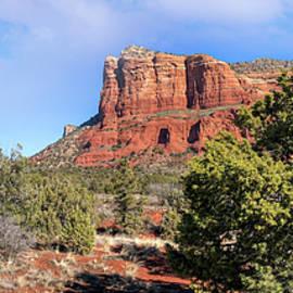 Bell Rock Panorama - Sedona, Arizona by TL Wilson Photography by Teresa Wilson