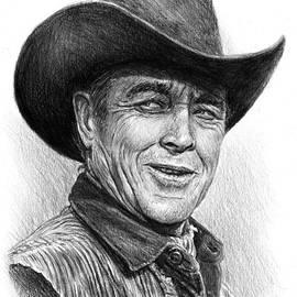 Ben Johnson Western greats by Andrew Read