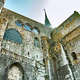 Beneath the Wings of Saint Michel by Susan Maxwell Schmidt
