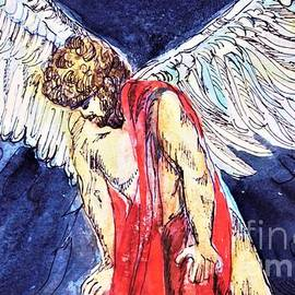 Benevolent Angel by Mindy Newman