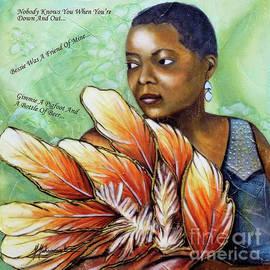 Bessie Smith by Marcella Muhammad