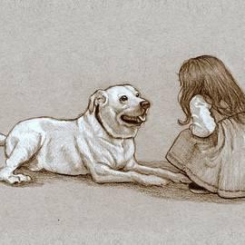 Best Friends by Joyce Geleynse