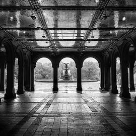 Bethesda Terrace - Central Park by T-S Photo Art