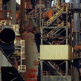 Bethlehem Steel #22 by Marcia Lee Jones