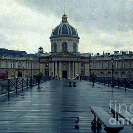 Bibliotheque Mazarine Paris by Fernando Blanco Farias
