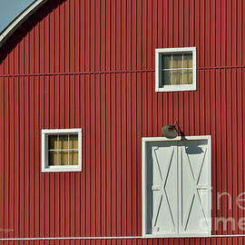 Big Barn Detail by Kae Cheatham