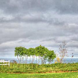 Big Bay Point Lighthouse by Deborah Klubertanz