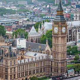 Big Ben by Rob Hemphill