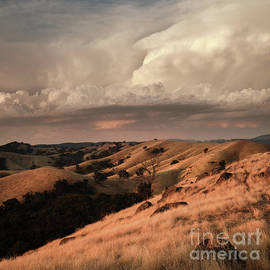 Big Clouds, Dry Hills by Neil Maclachlan