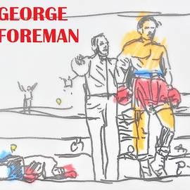Big George Foreman by Samuel Zylstra