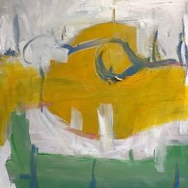 Bingo's Goldfish or a yellow Submarine by MC Mintz