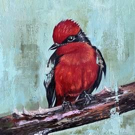 Bird #11 by Rebecca Tecla