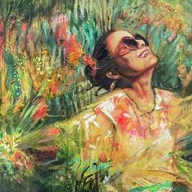 Bird in Paradise by Arella Tomlinson