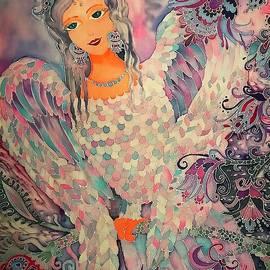 Bird of Paradise by Tatiana Belyatskaya