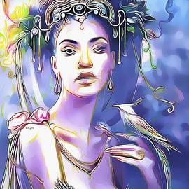 Bird queen by Nenad Vasic