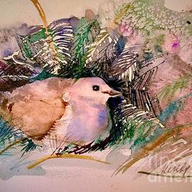 Birds have nests by Mindy Newman