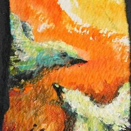 Birds in Flight by Misha Ambrosia