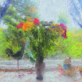 Birthday Flowers by Misty Me