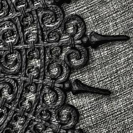 Black and White pattern by Marie-Elaina Reichle HCA CPhT