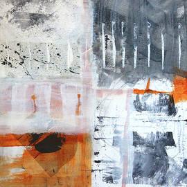 Black and White Play 7 by Nancy Merkle