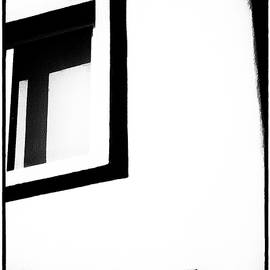 Black and White Window by Doug Matthews