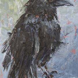 Black Crow by Patricia Caldwell