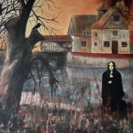 Black Sabbath First by Iulia Paun