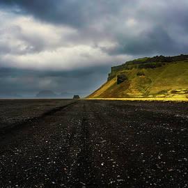 Black Sand by Jan Fijolek