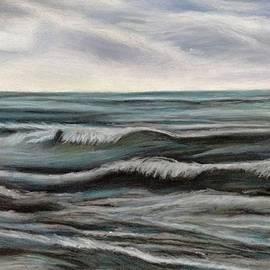 Black sea by Vishvesh Tadsare