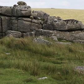 Black Tor, Dartmoor by Michaela Perryman
