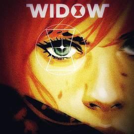 Black Widow by HELGE Art Gallery