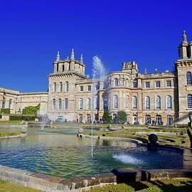 Blenheim Palace, Oxfordshire, England. by Joe Vella