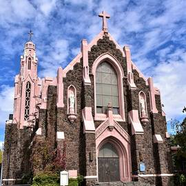 Blessed Virgin Mary Church by Vicky Sweeney