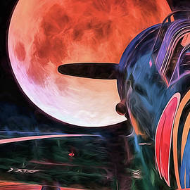 Blood Moon Rising by JC Findley