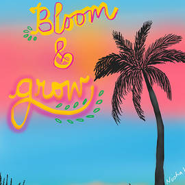 Bloom And Grow by Nishma Creations