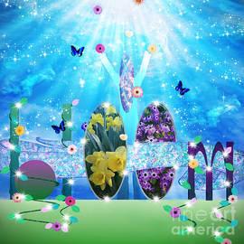 Bloom by Diamante Lavendar